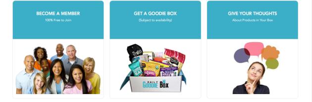 Daily Goodie Box via My Favorite