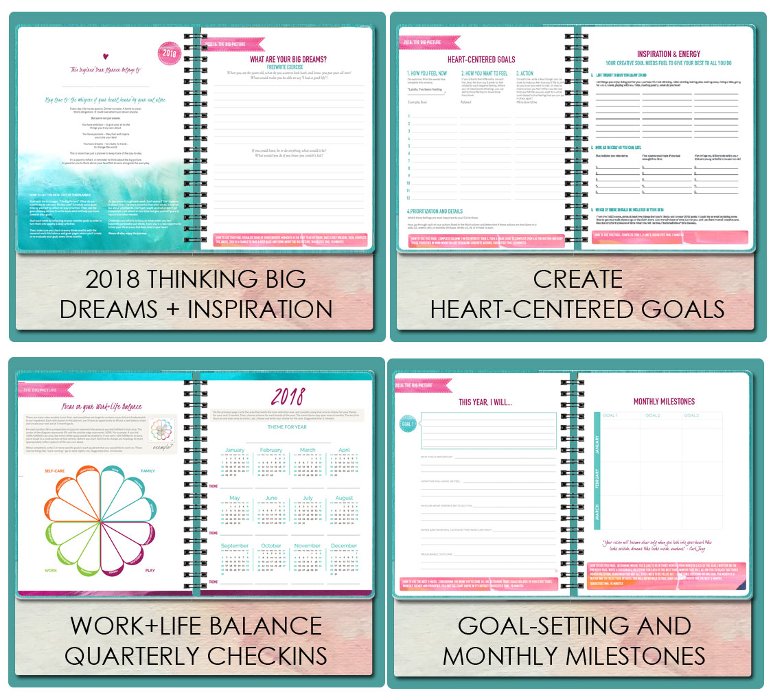 The Inspired Year Planner A Busy Mom S Best Friend