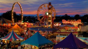 Summer Fairs, Festivals & Carnivals (Various Locations)