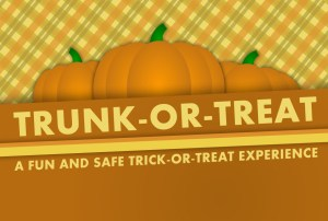 Trunk or Treat Events (Multiple Locations)