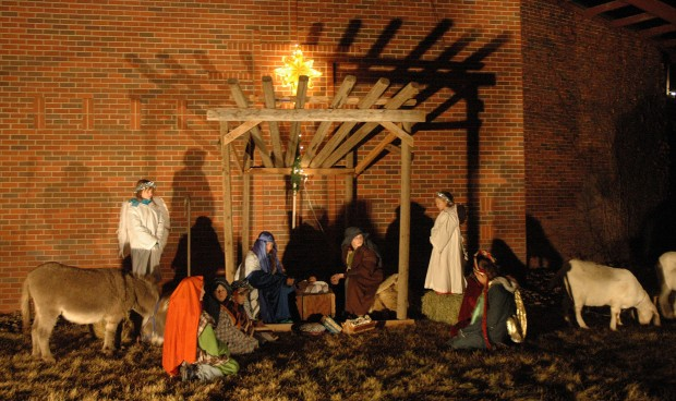 Visiting A Living Nativity Can Be Memorable Family Tradition During The Holiday Season Is Journey Back In Time To Experience