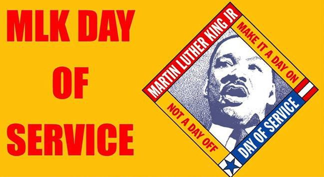 Martin Luther King Jr Day Of Service Volunteer Opportunities New