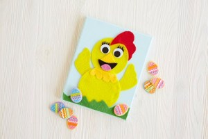 Easter Canvas Craft at Michaels (Multiple Locations)