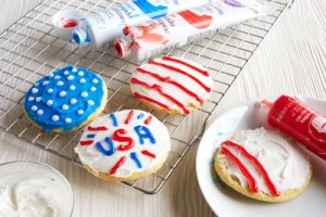 Patriotic Cookies at Michaels (Multiple Locations)