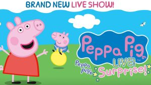 Peppa Pig Live at Count Basie Theatre (Red Bank, NJ) @ Count Basie Theatre | Red Bank | New Jersey | United States