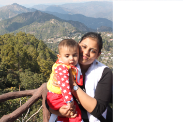Travelling with Baby at 5months