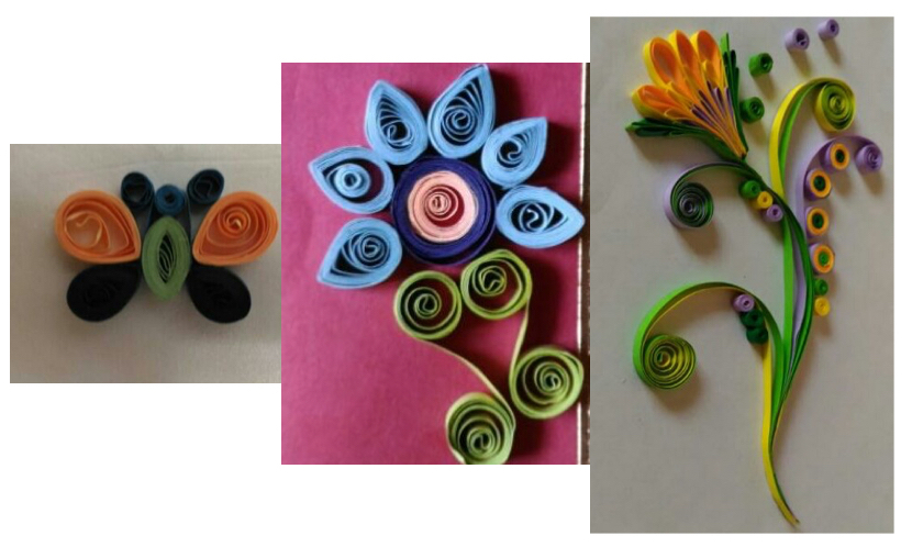 Quilling for kids