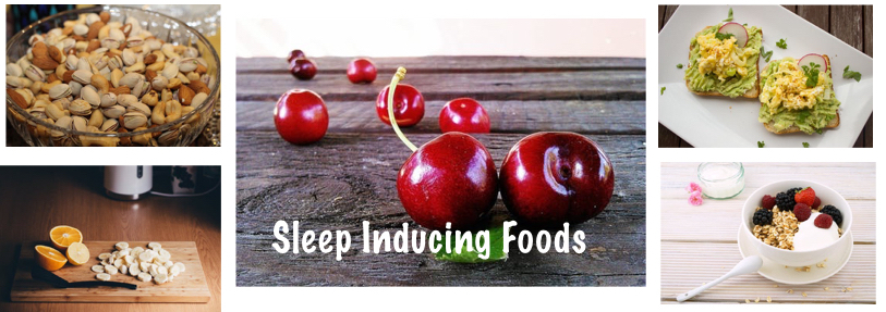 Sleep inducing foods