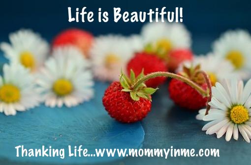 Thanking Life