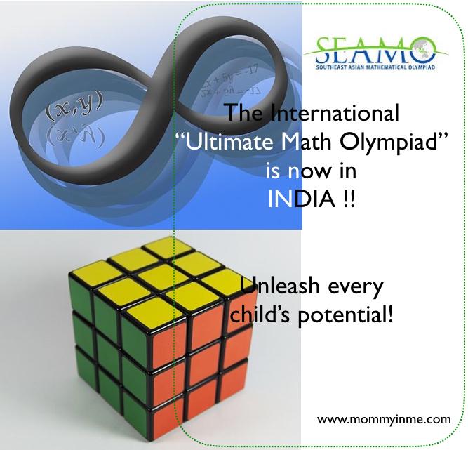 SEAMO Maths Olympiad in india