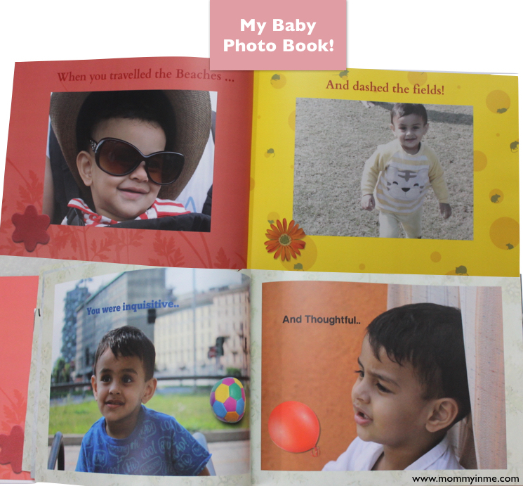 Baby Photo Album, Photojaanic