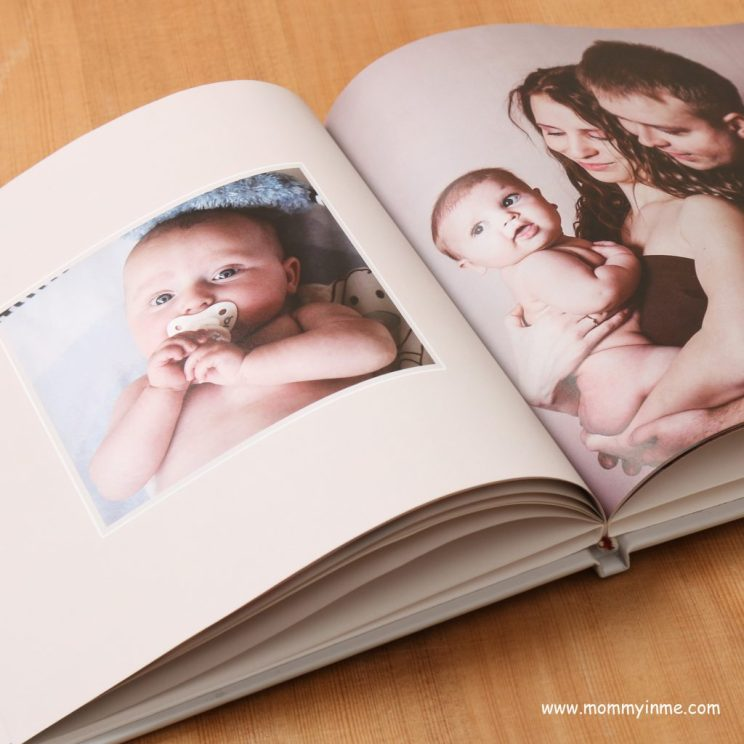 Photojaanic - Baby Photo book albums
