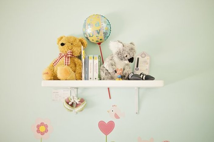 essential elements of a Baby Nursery
