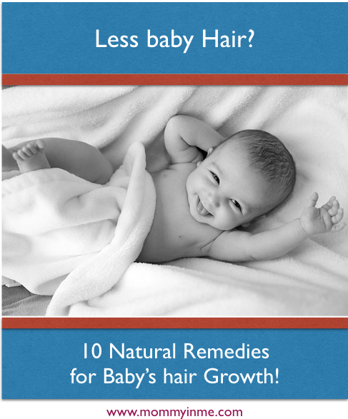 10 best ways to grow baby hair faster