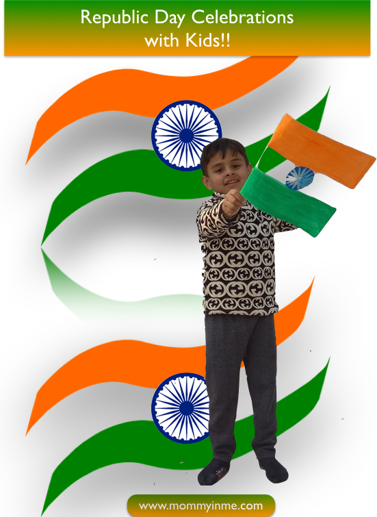 As we approach 26th January, the Republic day of India, there is a feel of patriotism in the breeze. This day is special, as there can be so many activities planned for kids and family to help them know about the sacrifices of our citizens for a free constitutional India. #26January #India #RDay #IndianFlag #RepublicDaycrafts #Republicdayfood #Tattoo #storytelling #beingIndian #jaihind