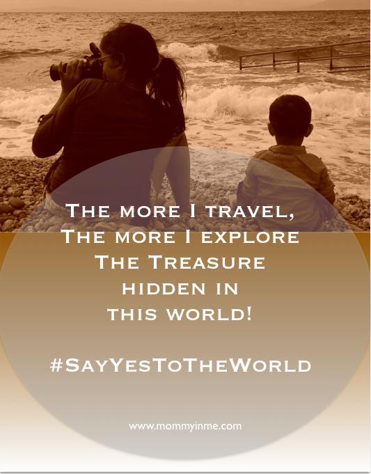 #SayYesToTheWorld Travel this world with Travellers and Lufthansa