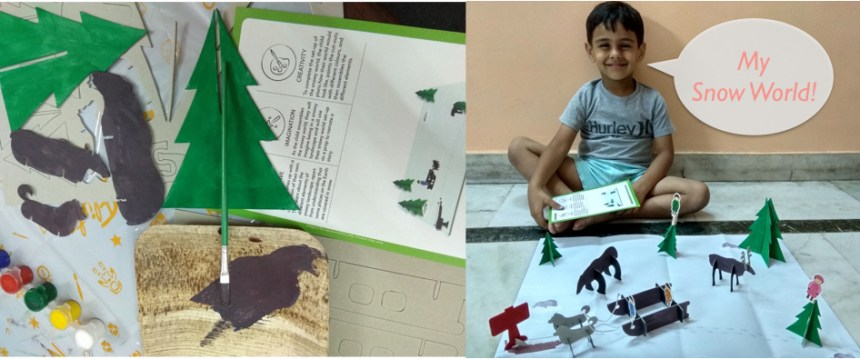 Flintobox is an educational Kids activity subscription box. Summers are here and we all know it is the best time to engage creatively with kids. So let's engross them in some family fun - Flintobox, Kids subscription box in India. Read out my complete Flintobox review at www.mommyinme.com #flintobox #kidssubscriptionbox #activityboxes #SibscriptionboxinIndia #kidsbox #educationalbox