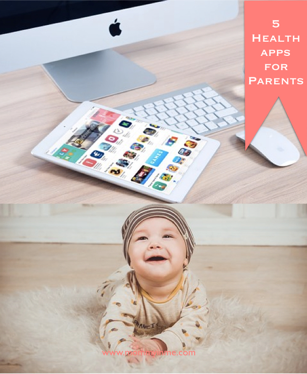 As parents we are most bothered about our kids, their health, safety and development. But with busy schedules sometimes we are unable to concentrate on health issues of kids. Here are 5 great health apps every parent should know for their children. #healthapps #healthapp #forkids #parenting #healthofkids #kidshealth