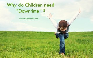 Do you know why your kids need that Downtime and unstructured play time? It is must to de-stress kids and help them in their creative development #downtime #parenting #parentinggoals #parentingtips #parentinghacks #boredom #creativekids #raisingkids