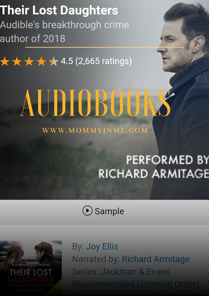 Do you have no time to read the books you love? Then opt for Audiobooks, where you can listen the text of the book. What are audiobooks? #audiobooks #bookreading #reader #audible #books #listeningbooks