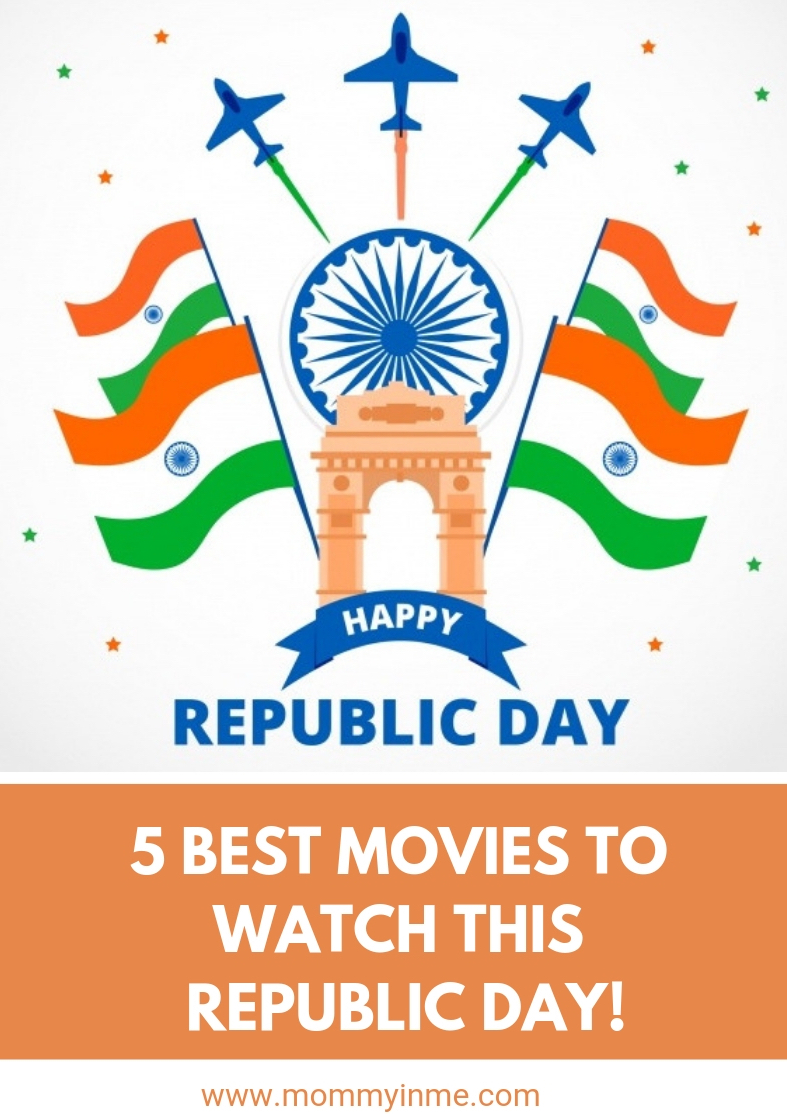 Happy Republic Day folks! How have you planned to celebrate this Day? Full of #patriotism, here are 5 bollywood movies that you would love to watch this #RepublicDay . Watch URI, the surgical strike, Mulk, Shahid, Rang De Basanti, Swades this year . #bollywoodmovies