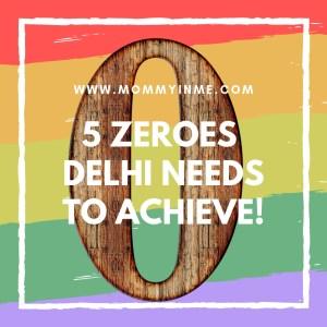 Zeroes Delhi needs to gun for!
