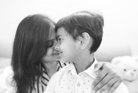 Expressing your love for your children is very important in these anxious times of COVID-19. Read ways to show them more love, safe and secure #blogchatterA2Z #COVID19 #staysafe #lovekids #emotionaldevelopment