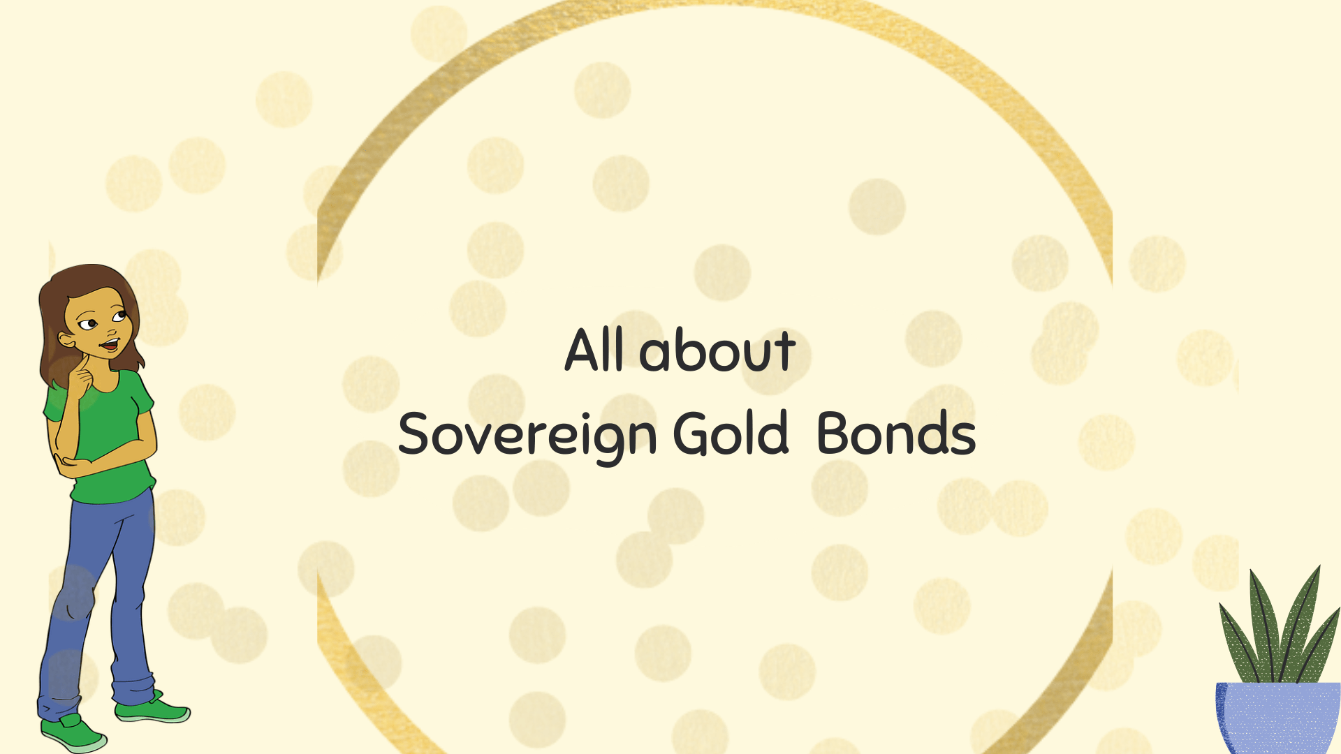 Are Sovereign Gold bonds a good investment?