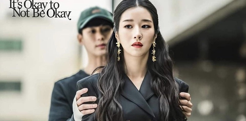 It's Okay To Not Be Okay : A Korean drama series on Netflix