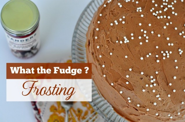Looking for the perfect fudge frosting recipe for your next get together? This What the Fudge Frosting recipe always wows the crowd and leaves people begging me for the recipe! Finally I'll share my secret!