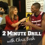 2 Minute Drill – Chris Bosh