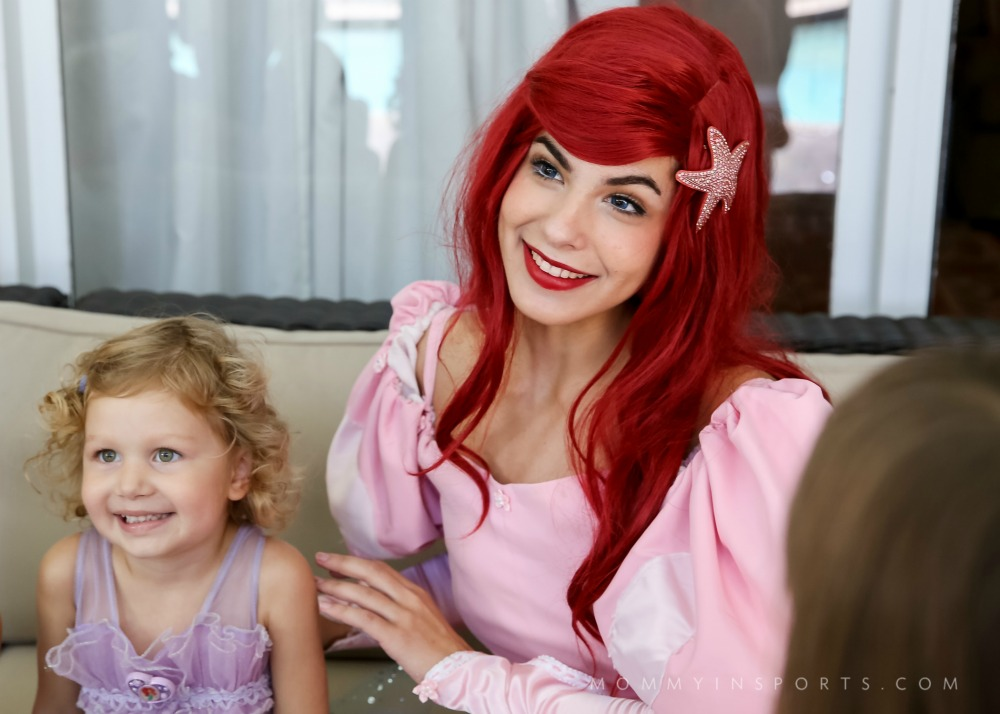 Ariel and Emy