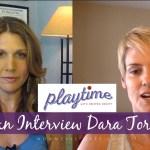 Playtime with Dara Torres