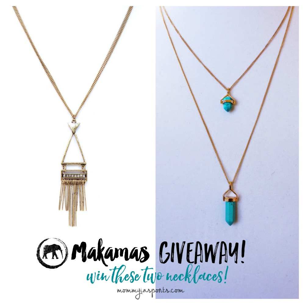 Beautiful Jewelry can empower any woman. Find out how Makamas is making a difference in South Florida lives, plus win these two necklaces!