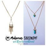 Beautiful and Empowering Makamas Jewelry Will Make You Sparkle [GIVEAWAY]