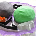 Monster Halloween Play Dough Recipe