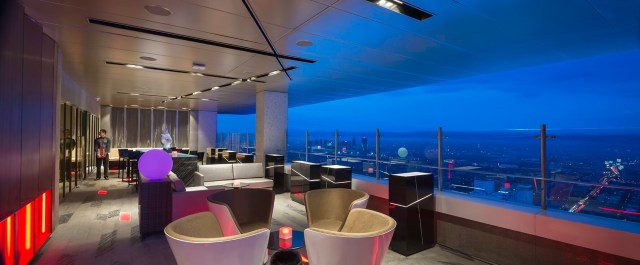 Marco Polo Ortigas Vu Sky Bar