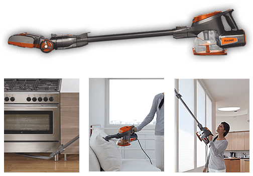 Clean From Floor To Ceiling With Ease With The Shark