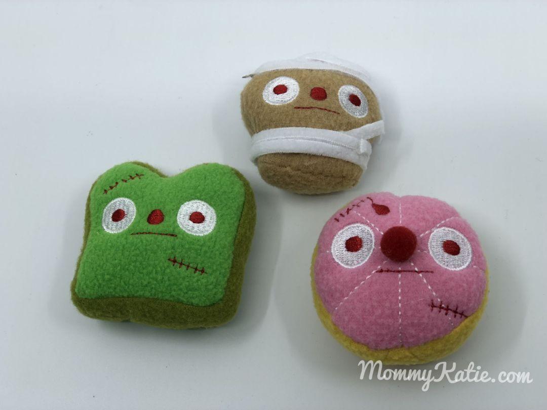 Breakfast Monsters