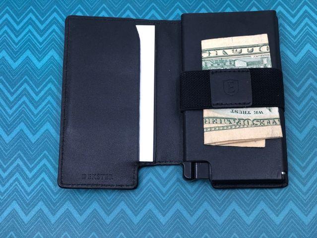 Ekster leather wallet