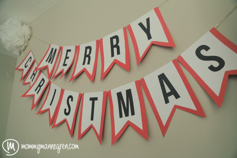 christmasbunting