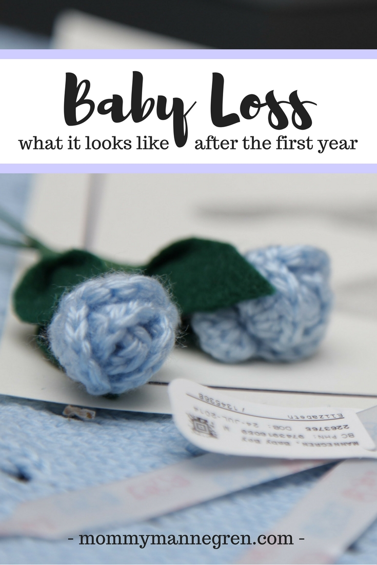 Baby Loss: What it Looks Like After the First Year