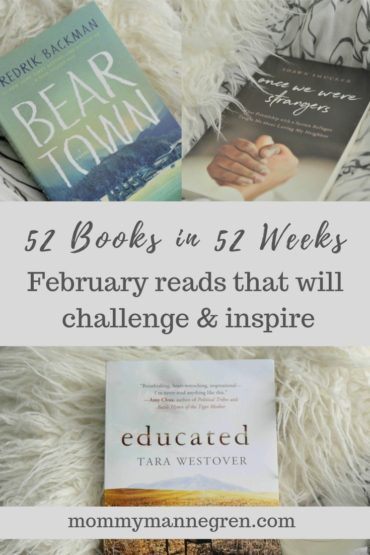 February Book Reviews: 52 Books in 52 Weeks