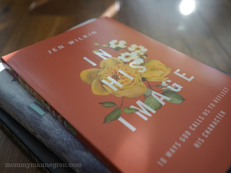 March Reads: In His Image