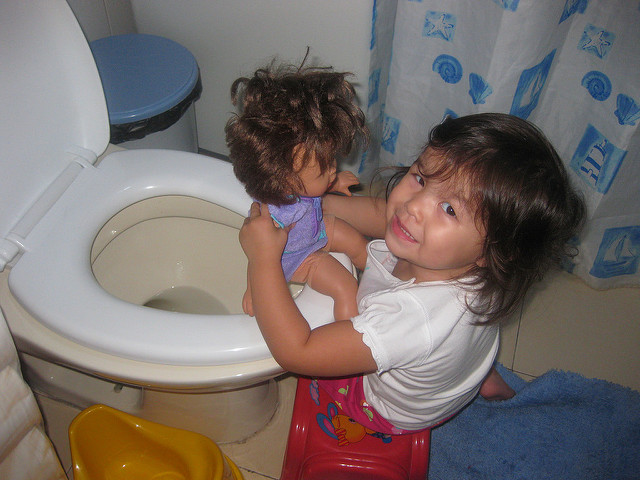 How Do I Motivate My Child to Potty Train?