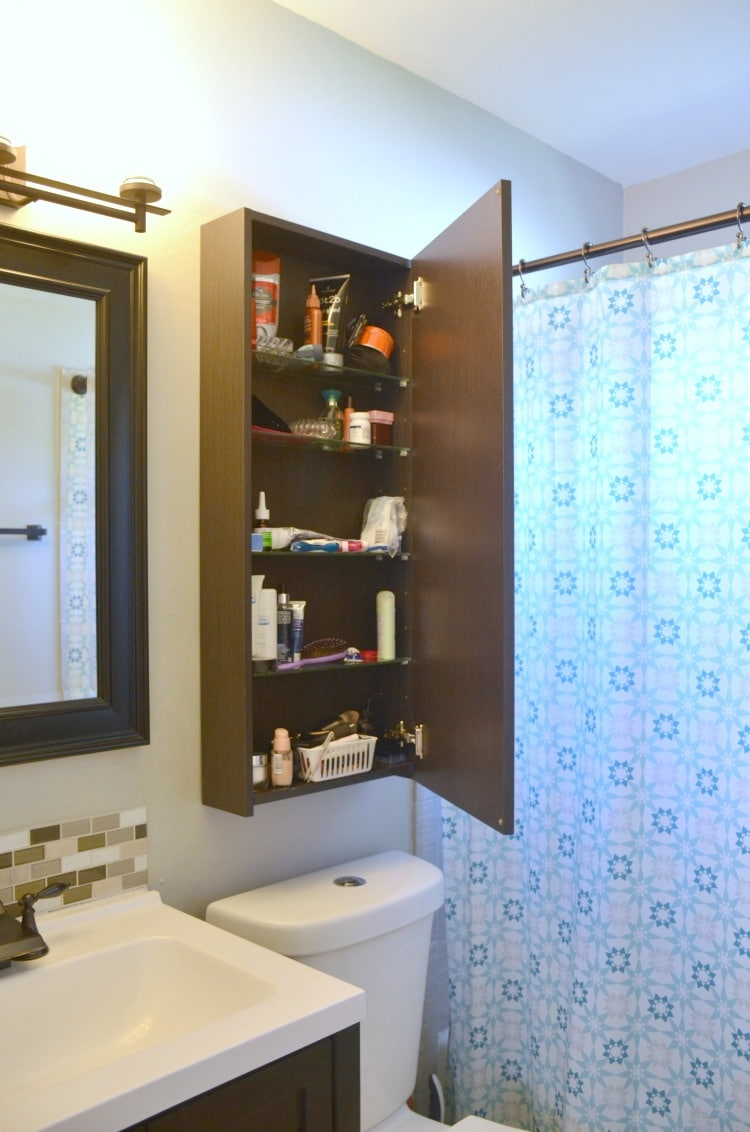Small Bathroom Storage Ideas for Under $100 on Small Apartment Bathroom Storage Ideas  id=23086