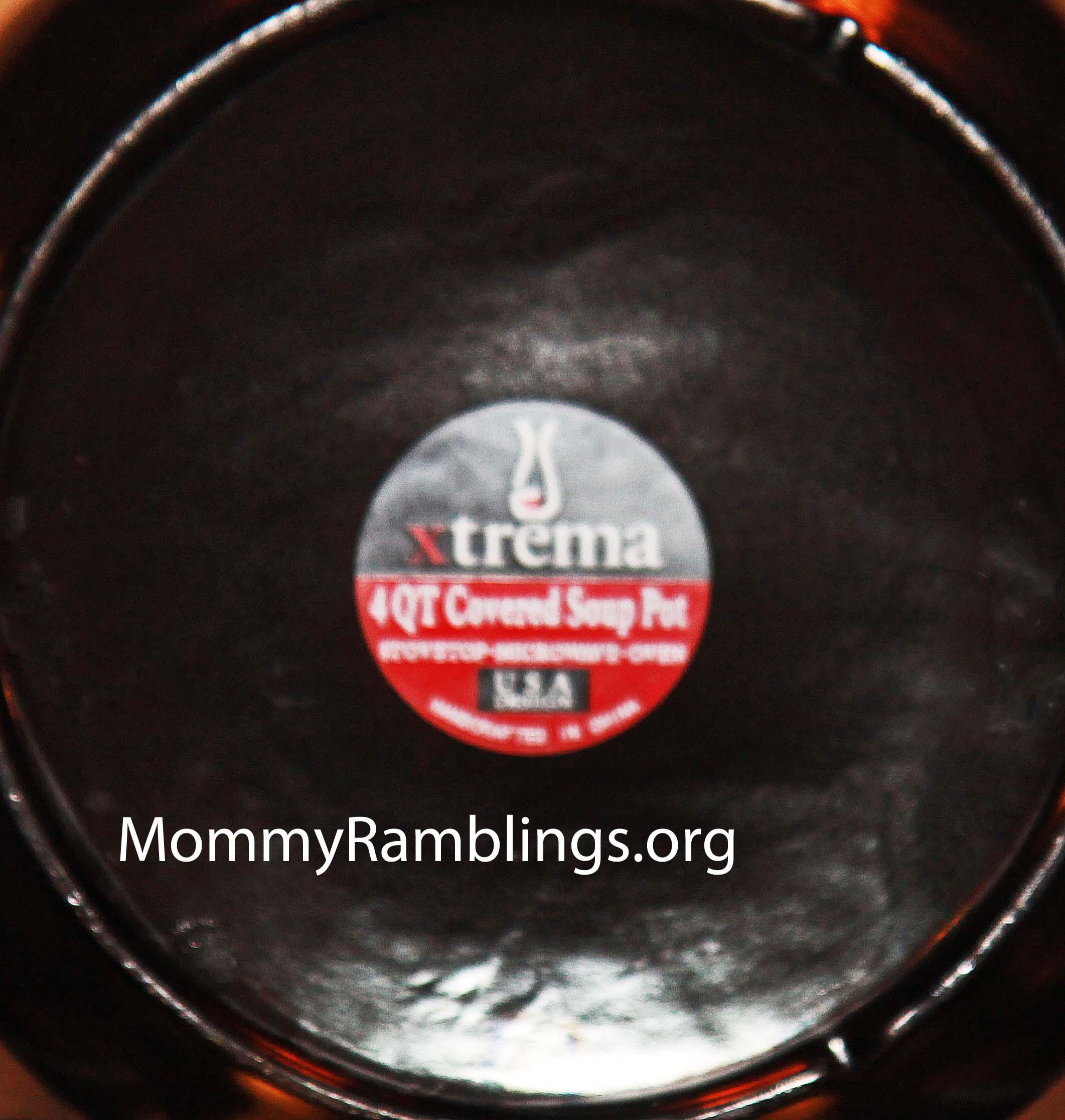 Xtrema 4 Qt 100 Ceramic Covered Sauce Pot Review