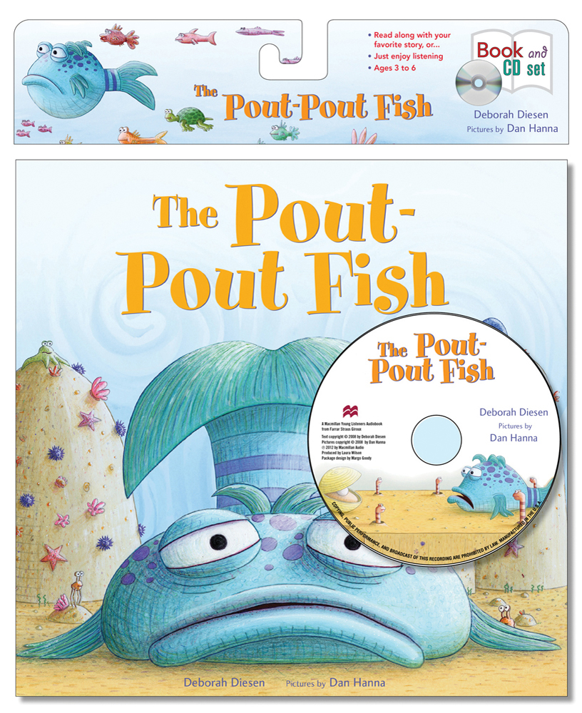 The Pout-Pout Fish: A Rhyming Picture Book Review