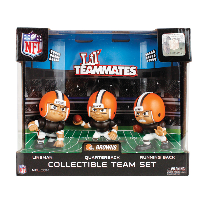 Lil Teammates Nfl Collectible Team Sets Review And