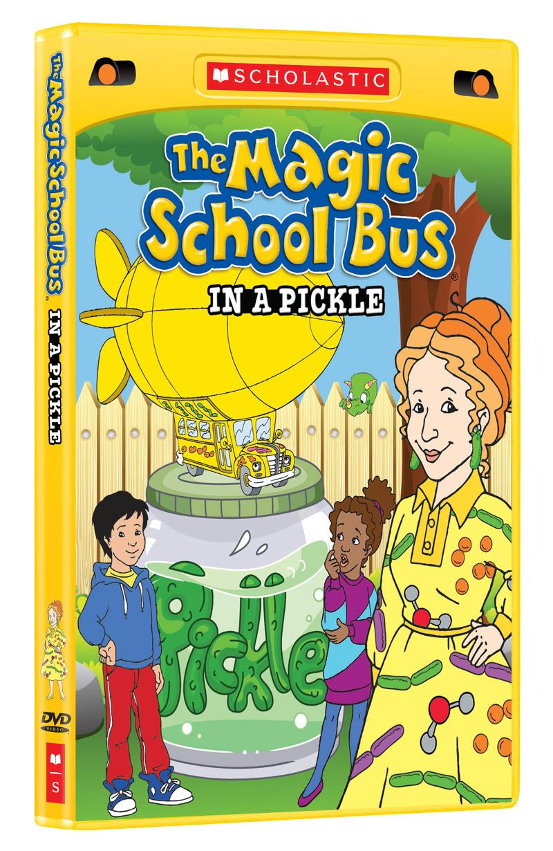 The Magic School Bus Revving Up